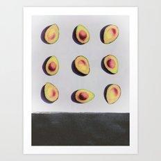 fruit 2 Art Print