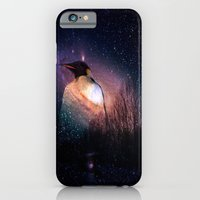 penguin iPhone & iPod Cases featuring penguin by  Agostino Lo Coco