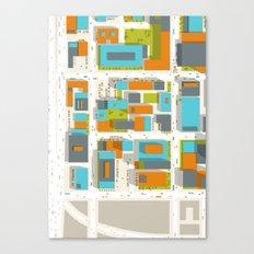 Ground #05 Canvas Print