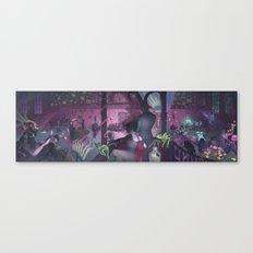 Midnight Cabaret Canvas Print