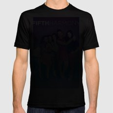 Fifth Mens Fitted Tee SMALL Black