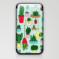 Succulove iPhone & iPod Skin