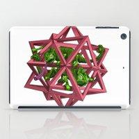 Color Me M.c. Cubed! iPad Case