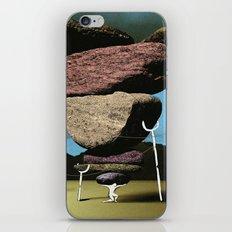Stress iPhone & iPod Skin