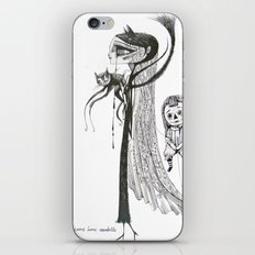 welcome home annabelle iPhone & iPod Skin