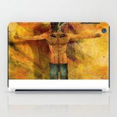 I, Jagger iPad Case