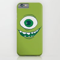 iPhone & iPod Case featuring Bob Face by DarkChoocoolat