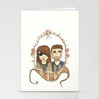 The Kills Stationery Cards