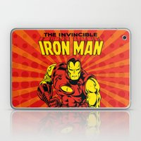 IronMan 2 Laptop & iPad Skin