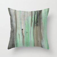 Abstractions Series 005 Throw Pillow