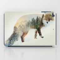 Winter Fox iPad Case