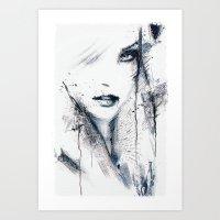 Divine. Art Print
