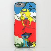 iPhone & iPod Case featuring Once a Pond a time by Grant Wilson