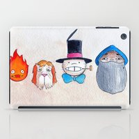 Make the Unlikeliest of Friends, Wherever You Go 3 iPad Case