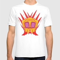 Vampire Voodoo Mens Fitted Tee White SMALL