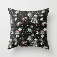 A Momentary Quietus Throw Pillow