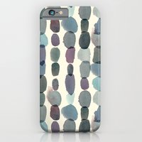 iPhone & iPod Case featuring Green Tea Balancing Act by Caitlin Clarkson