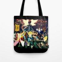Final Adventure Fantasy Time! Tote Bag