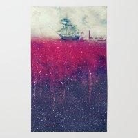 Sailing in dreams II Rug