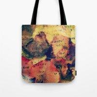 Waterlily Leaves - JUSTA… Tote Bag