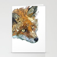Her Complicated Nature II Stationery Cards