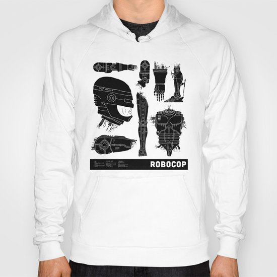 Decommissioned: Robocop Hoody