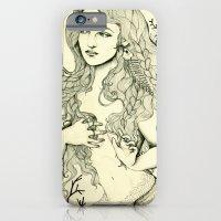 Inverted Mermaid iPhone 6 Slim Case