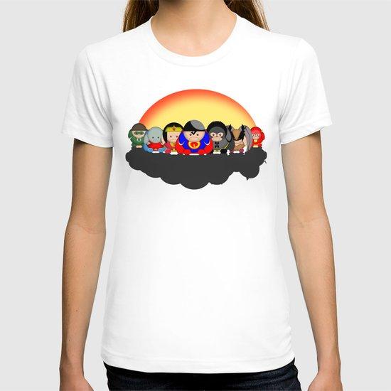 Chubby League Of America (Regular) T-shirt