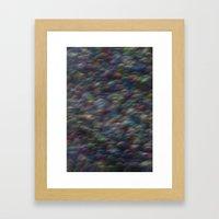 Cosmos Pixel Framed Art Print
