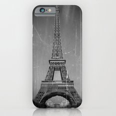 Vintage Eiffel Tower Slim Case iPhone 6s