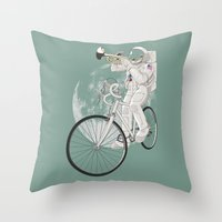 armstrong Throw Pillow