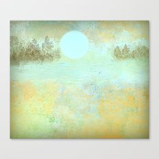 Landscape Reflections Canvas Print