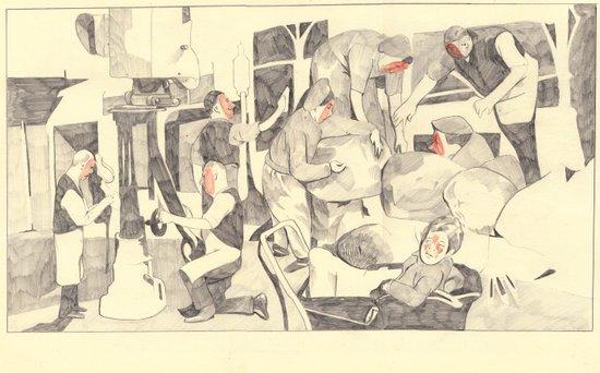 Collectors  Art Print