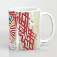 abstrkt placement Mug