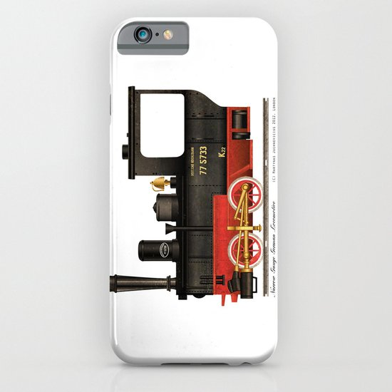 Locomotive  iPhone & iPod Case