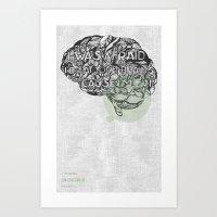 The National- Conversation 16 Art Print