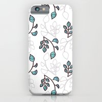 iPhone & iPod Case featuring Leaves by Ellie And Ada