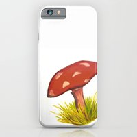 Deadly beauty iPhone 6 Slim Case