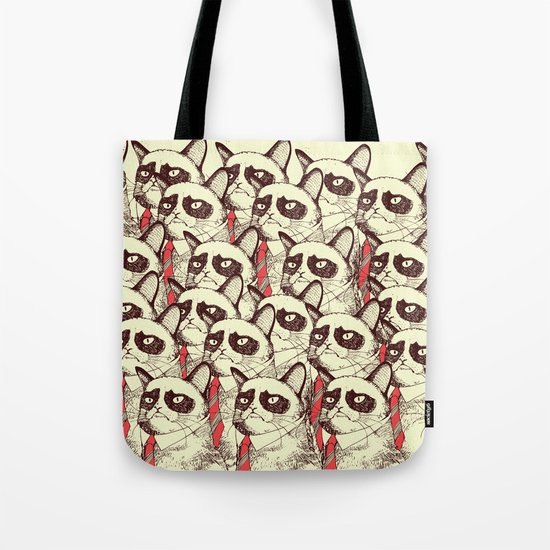 OH NO! Monday Again! Tote Bag