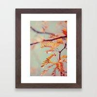 Autumn #2 Framed Art Print