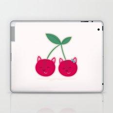 Cherry kitties Laptop & iPad Skin