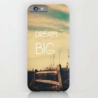 iPhone & iPod Case featuring Dream Big by Olivia Joy StClaire