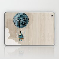 Where Clouds Come From. Laptop & iPad Skin