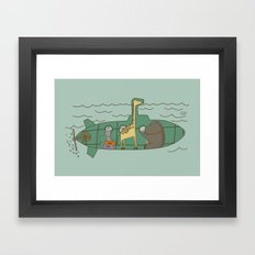 Vacations II Framed Art Print
