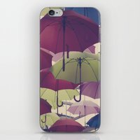 Why Does It Always Rain … iPhone & iPod Skin