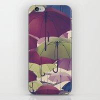 Why Does It Always Rain … iPhone & iPod Skin