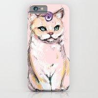Josephine The Cat iPhone 6 Slim Case