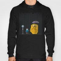 Adventure Time Totoro Hoody