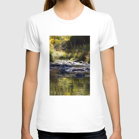 Creekside View T-shirt