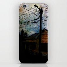Home Invasion iPhone & iPod Skin